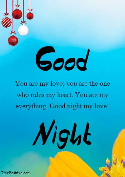 Good Night Love Messages for Him - Good Night Love Messages Wishes and Quotes 6