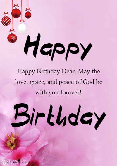 Religious Birthday Messages - Inspirational Religious Birthday Wishes Quotes and Messages