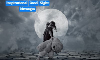 Inspirational Good Night Messages and Pictures
