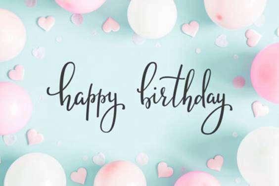 happy birthday images for ladies