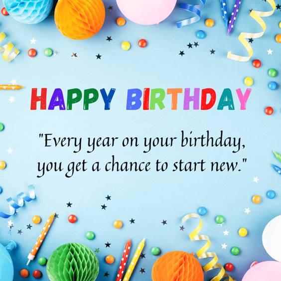 have a wonderful year ahead