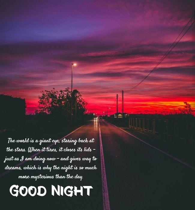 motivational good night wishes