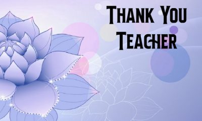 Thank You Teacher Messages And Quotes Best Quotes About Teaching What To Write In A