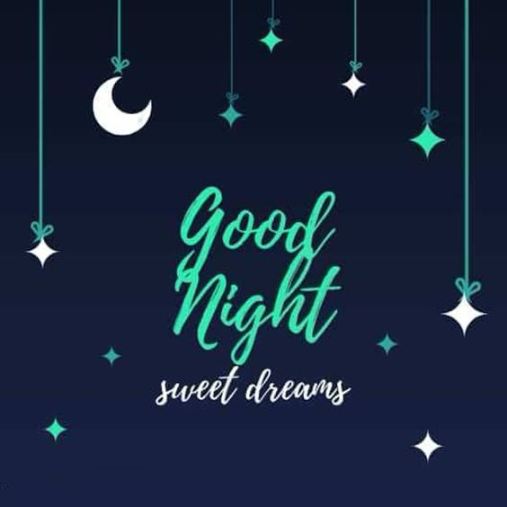cute good night quotes for friends