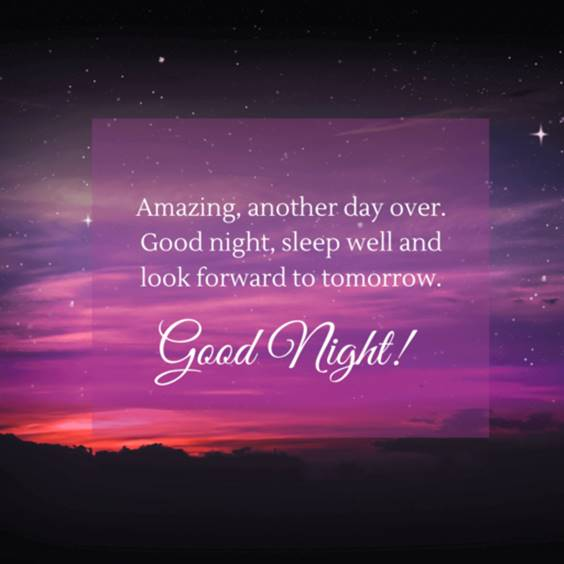 good night message for soulmate