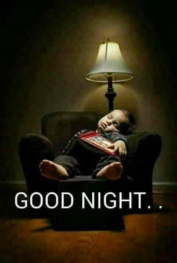 happy good night images